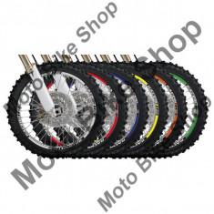 MBS BLACKBIRD FELGENDEKOR, grun, Cod Produs: BB508130AU - Rim streaps - benzi jante Moto