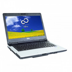 Fujitsu Lifebook S781 14 inch LED Intel Core i5-2410M 2.30 GHz 4 GB DDR 3 320 GB HDD DVD-RW Webcam Windows 10 Home MAR - Laptop Fujitsu-Siemens