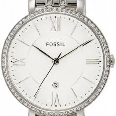 Fossil ES3545 Jacqueline ceas dama nou 100% original. Garantie. Livrare rapida, Casual, Quartz, Inox, Otel, Data