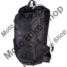 MBS FOX HYDRATION PACK LARGE CAMBER RACE, black, 2 Liter Blase-15 Liter gesamt, Cod Produs: 15884001AU - Rucsac moto