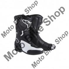 MBS Cizme moto fete Alpinestars Stella S-MX6, negru/alb, 36, Cod Produs: 22231141236AU - Cizme barbati