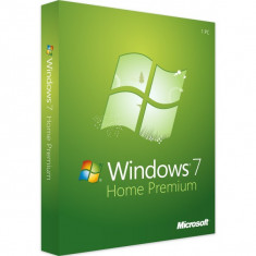 Windows 7 Home Premium - in limba Romana sau Engleza - Sistem de operare