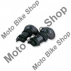 MBS Protectii genunchi negre Ufo Plast, universale, Cod Produs: UF2040AU - Protectii moto