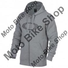 MBS OAKLEY ZIP HOODY ELLIPSE, athletic heather grey, XL, Cod Produs: 47224424GXLAU