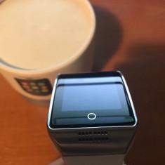 Smartwatch Vogue Q18 v2 Plus Curbat, Aluminiu