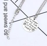 Pandantiv/lant colier cuplu mesaje dragoste pentru indragostiti catelus caine