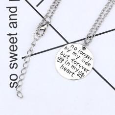 Pandantiv/lant colier cuplu mesaje dragoste pentru indragostiti catelus caine - Pandantiv fashion