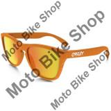 MBS OAKLEY SONNENBRILLE FROGSKIN, atomic orange, fire iridium, Cod Produs: 901353AU, Unisex