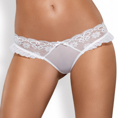 Chilot Julitta Obsessive - chilot alb chilot tanga chilot dama chilot sexy, Din imagine, L/XL