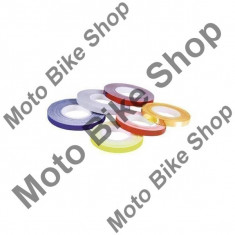 MBS FELGENDEKOR 5MM REFLEKTIEREND NLB, rot, 5MM, Cod Produs: D2828232AU - Rim streaps - benzi jante Moto