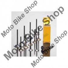 MBS Set supape fier evacuare + arcuri RMZ450/2007, Cod Produs: SES34071AU - Supape Moto