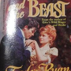 Beauty and the Beast de Taylor Ryan. Carte in limba engleza - Carte in engleza