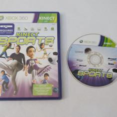 Joc Xbox 360 Kinect - Kinect Sports - PAL - Jocuri Xbox 360, Sporturi, Toate varstele, Single player