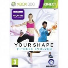 Your Shape - Fitness Evolved - Kinect - XBOX 360 [SIGILAT] - Jocuri Xbox 360, Board games, 16+, Multiplayer
