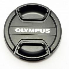 Capac obiectiv Olympus original 58mm pt M.Zuiko 40-150 prindere centra - Capac Obiectiv Foto