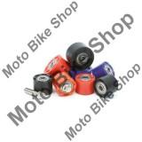 MBS Rola lant Honda CR125+250/96-07, CRF250+450/02-04, negru, Cod Produs: UF3659001AU