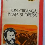 Ion Creanga, viata si opera - George Calinescu