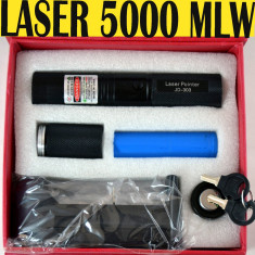 Laser Verde Pointer 5000 mW - Laser pointer