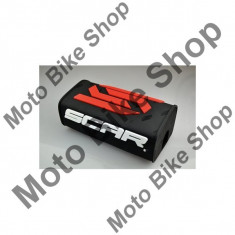 MBS SCAR LENKERPOLSTER 3D, schwarz, Cod Produs: SMSOBKAU - Protectie ghidon Moto