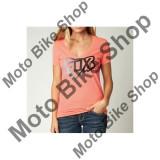 MBS Fox Girl T-Shirt Changing V-Neck, Acid Red, Dm, P:16/193, Cod Produs: 14557101MAU