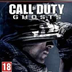 Call of duty Ghosts - PS3 [Second hand] fm - Jocuri PS3, Shooting, 18+, Multiplayer