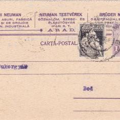 PERFIN, ARAD, MOARA, FABRICA DE SPIRT, FRATII NEUMAN, 1926 ROMANIA.