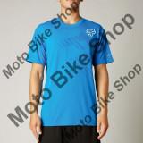 MBS FOX T-SHIRT SAVANT TECH, blue, L, Cod Produs: 12758002LAU, Maneca scurta