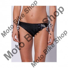 MBS FOX GIRL BIKINIHOSCHEN MOTO DOLL LACE UP, black, DM, Cod Produs: 50176001MAU - Costum de baie, Slip