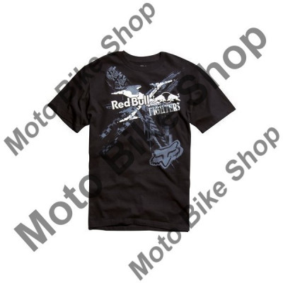 MBS FOX T-SHIRT RED BULL X-FIGHTERS EXPOSED 4e7b657f55