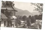 Carte postala(ilustrata)-BISTRITA NASAUD-SANGEORZ-BAI-vedere, Circulata, Fotografie