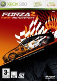 Forza Motorsport 2 - Limited Collector's Edition - XBOX 360 [Second hand], Curse auto-moto, 18+, Multiplayer