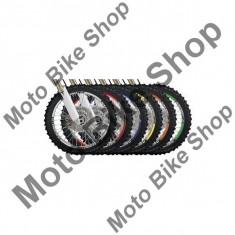 MBS BLACKBIRD FELGENDEKOR HONDA RACING, rot, SET, Cod Produs: BB5068R60AU - Rim streaps - benzi jante Moto