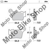 MBS Placute frana Moto Master Nitro Offroad Medium Sinter SX/EXC 2/4T 2004- SX200/250 2T 2003, Cod Produs: 94421AU