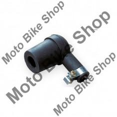 MBS Pipa bujie din silicon, 100% impermeabila, pentru curse, Cod Produs: 905105AU - Pipe bujii Moto