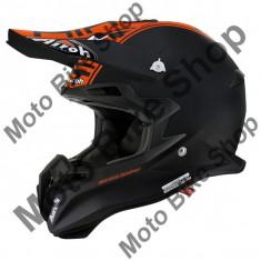 MBS Casca motocross Airoh Terminator 2.1 Com Orange, portocaliu-mat, M=57-58, Cod Produs: T2C32MAU