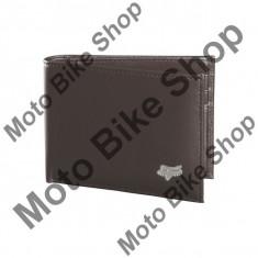 MBS FOX GELDBORSE LEDER BIFOLD, brown, Cod Produs: 59675081000AU, Maro, Portofel