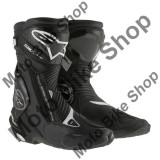MBS Cizme Alpinestars Racing SMX PLUS, negru, 37, Cod Produs: 22210151037AU