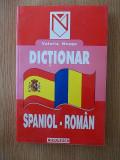 DICTIONAR SPANIOL-ROMAN- VALERIA NEAGU