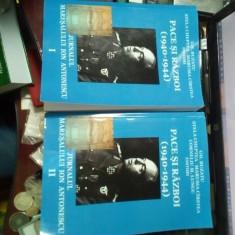 Gh.Buzatu - Jurnalul maresalui Ion Antonescu - Istorie