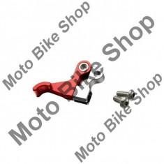 MBS Maneta Hot Start, rosu,, Cod Produs: DF439080AU - Maneta decompresor Moto
