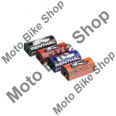 MBS RENTHAL LENKERPOLSTER FATBAR ORANGE, orange, Cod Produs: REP234AU - Protectie ghidon Moto