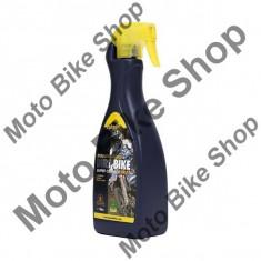 MBS PUTOLINE DIRT BIKE SUPER CLEANER PRO + SPRUHPUMPE, 1 LITER, Cod Produs: PU74149AU - Produs intretinere moto
