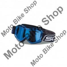 MBS Ochelari motocross copii Scott Voltage R, albastru/crom, Cod Produs: VOLTAGERCAU