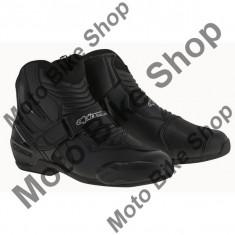 MBS Ghete moto Alpinestars Smx-1 R, negru, 44, Cod Produs: 22245161044AU