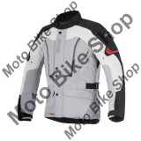 MBS ALPINESTARS TOURINGJACKE WP VENCE DRYSTAR, grau-schwarz, XL, Cod Produs: 32073179010XLAU