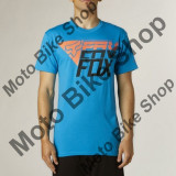MBS Fox T-Shirt Expirience Tech, Electric Blue, L, P:16/175, Cod Produs: 14690029LAU