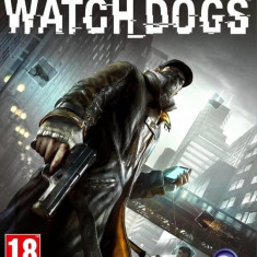 WATCHDOGS - WATCH DOGS - XBOX ONE [Second hand], Actiune, Single player, 16+