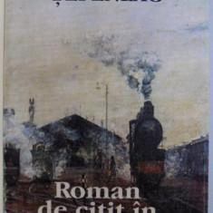 ROMAN DE CITIT IN TREN de DUMITRU TEPENEAG, 1993