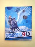 ALMANAHUL COPIILOR 1990 ^ pagini putin patate