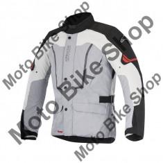 MBS ALPINESTARS TOURINGJACKE WP VENCE DRYSTAR, grau-schwarz, M, Cod Produs: 32073179010MAU - Jacheta barbati